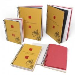 Spiral Notepad Feng Shui....