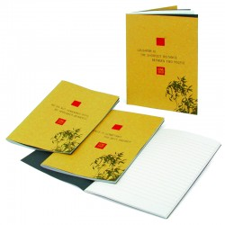 Heft Feng Shui. Pack 20 Stücke