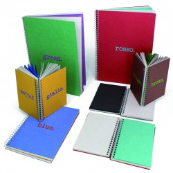 Spiral Notepad Kroma. Pack...
