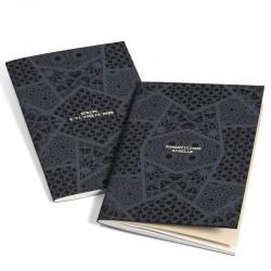 Quadernino Lace Conf. 20 pezzi