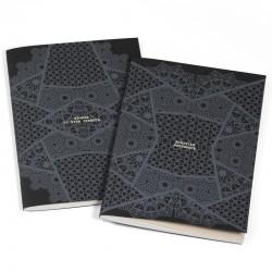 Quaderno Lace Conf. 20 pezzi
