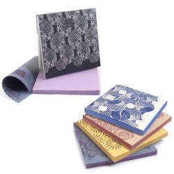 Notepad Zucchi. Pack 10 pieces