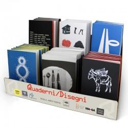 Kompletter Quaderni Disegni...