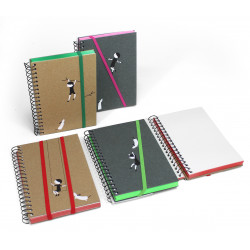 Spiral Notepad Comics. Pack...