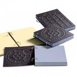 Notizblock Tar Paper. Pack...