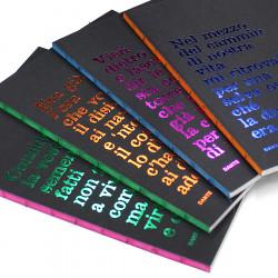 Notebook 15x21 Dante. Pack...